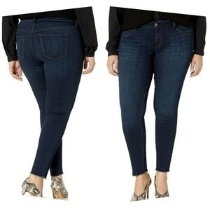Jessica Simpson Forever Skinny Ankle Crop Jeans